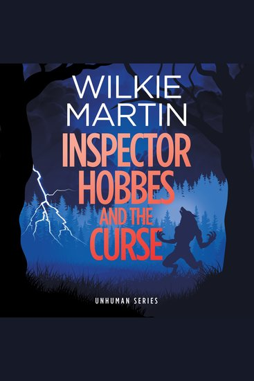 Inspector Hobbes and the Curse - A Cotswold Comedy Cozy Mystery Fantasy - cover