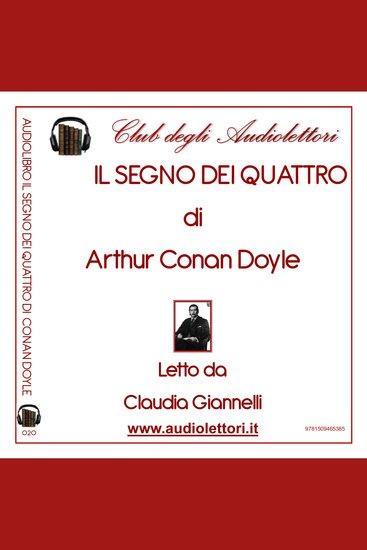 Segno Dei Quattro Il - cover
