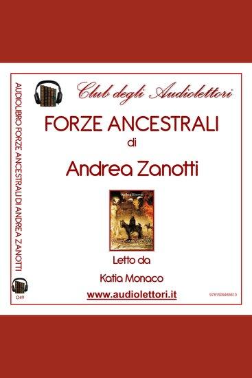 Forze Ancestrali - cover