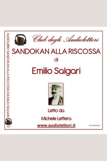 Sandokan Alla Riscossa - cover