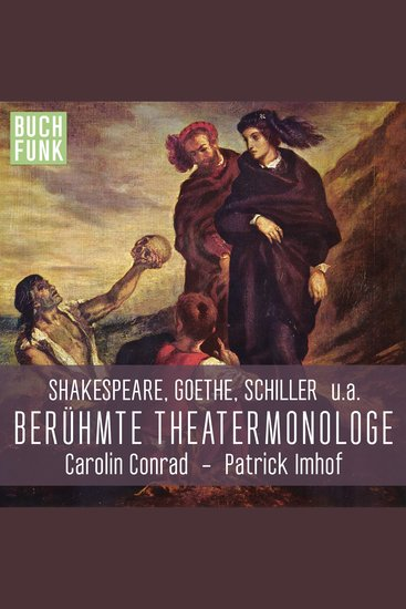 Berühmte Theater-Monologe - cover