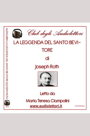 Leggenda Del Santo Bevitore La - cover
