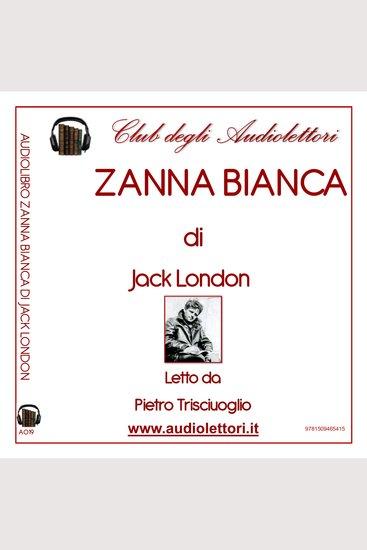 Zanna Bianca - cover