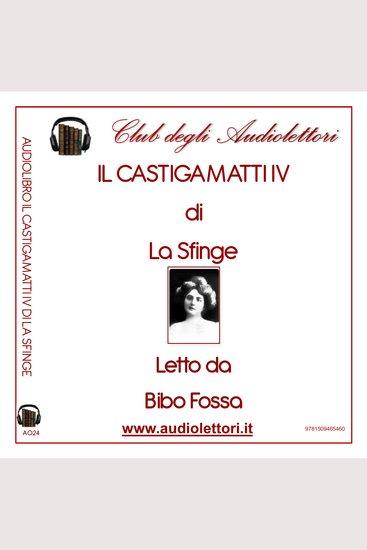 Castigamatti IV Il - cover