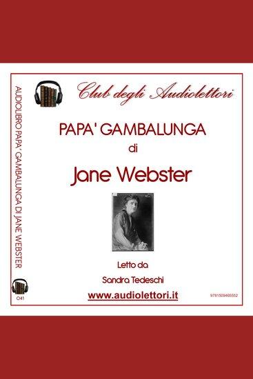 Papa' Gambalunga - cover