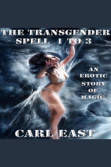 The Transgender Spell 1 to 3 - An Erotic Story of Magic - cover