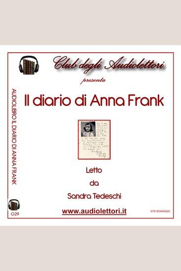 Diario Di Anna Frank Il - cover