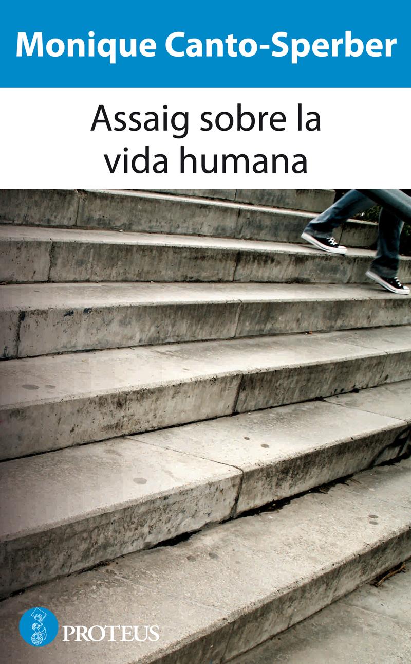 Assaig sobre la vida humana - cover