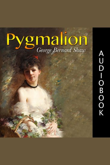 Pygmalion - cover