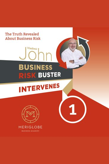 Business Risk Buster Intervenes 1 - cover