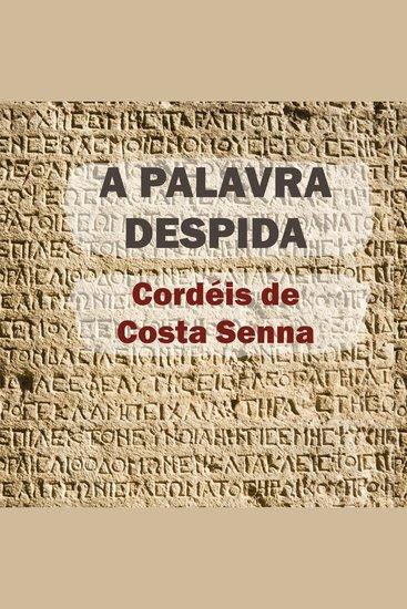 palavra despida A - Cordéis de Costa Senna - cover