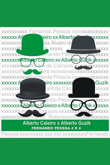 Alberto Caeiro X Alberto Guzik - cover
