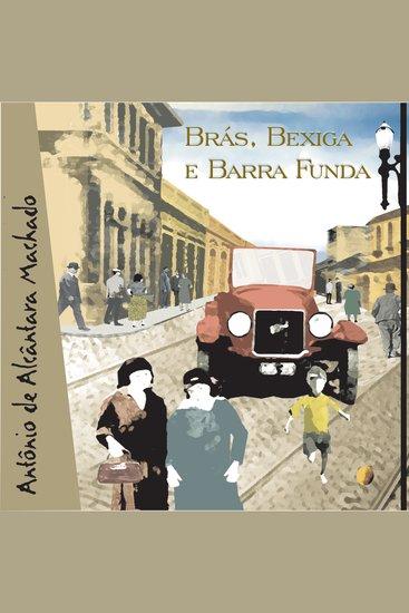 Brás Bexiga e Barra Funda - cover