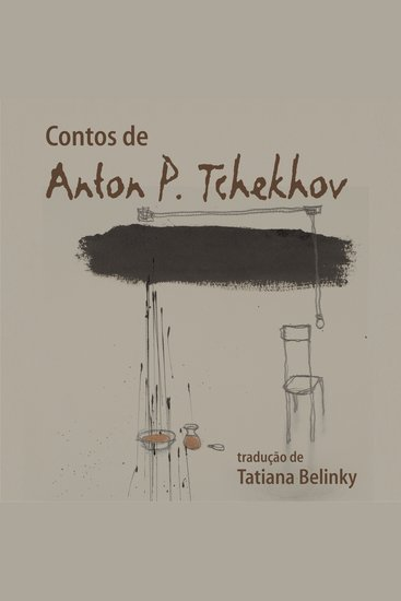 Contos de Anton P Tchekhov - cover