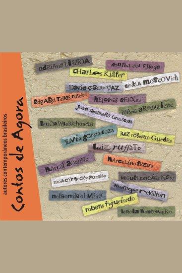 Contos de Agora - autores contemporâneos brasileiros - cover