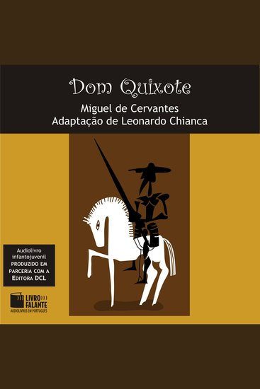Dom Quixote - cover