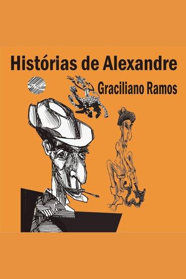Histórias de Alexandre - cover