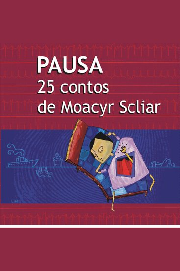 Pausa - 25 Contos de Moacyr Scliar - cover