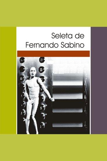 Seleta de Fernando Sabino - cover