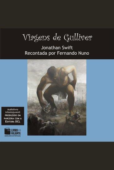 Viagens de Gulliver - cover