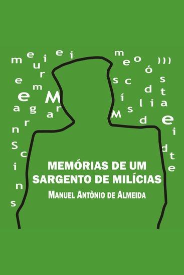 Memórias de um Sargento de Milícias - cover