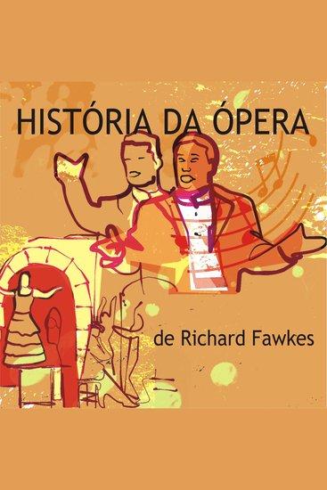 História da Ópera - cover