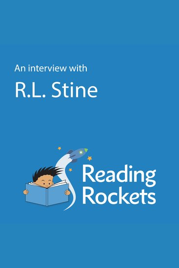 Interview With RL Stine An - cover