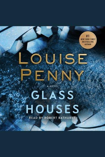Glass Houses - A Novel - cover