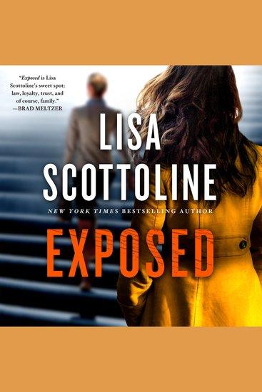 Exposed - A Rosato & DiNunzio Novel - cover