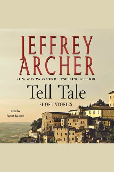 Tell Tale - Stories - cover