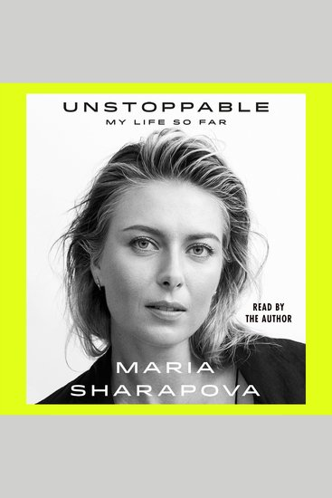Unstoppable - My Life So Far - cover