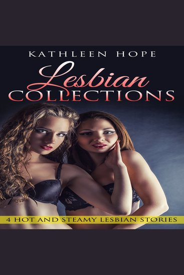Lesbian Collections - Four Hot and Steamy Lesbian Stories - cover