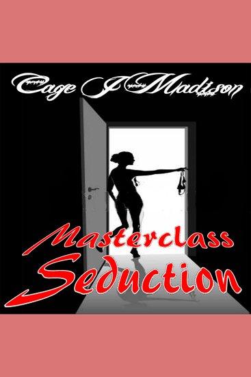 Masterclass Seduction - cover