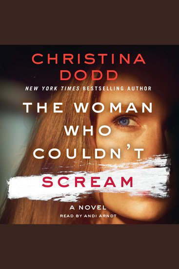 The Woman Who Couldn't Scream - A Novel - cover