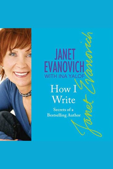 How I Write - Secrets of a Bestselling Author - cover