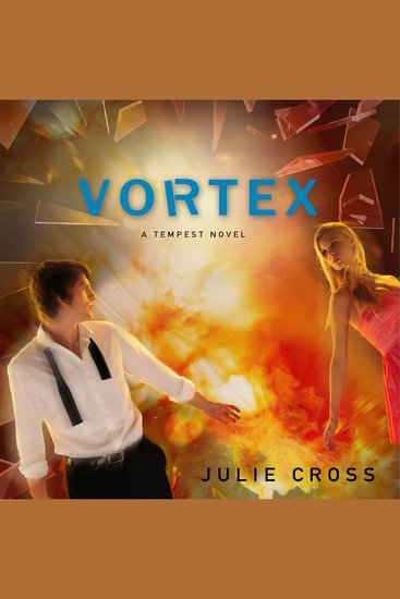 Vortex - A Tempest Novel - cover