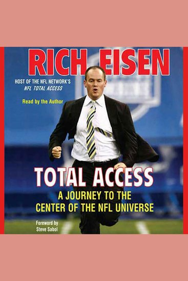 Total Access - A Journey to the Center of the NFL Universe - cover