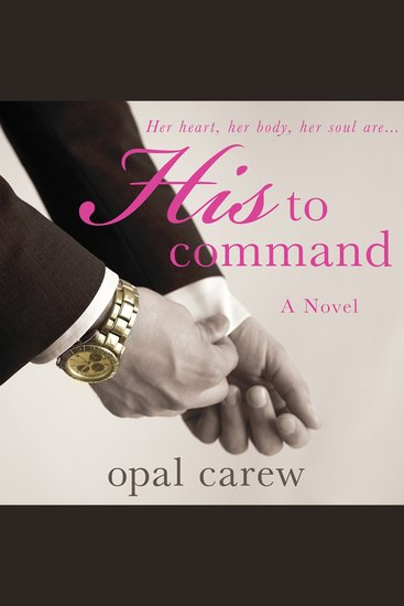 His to Command - A Novel - cover