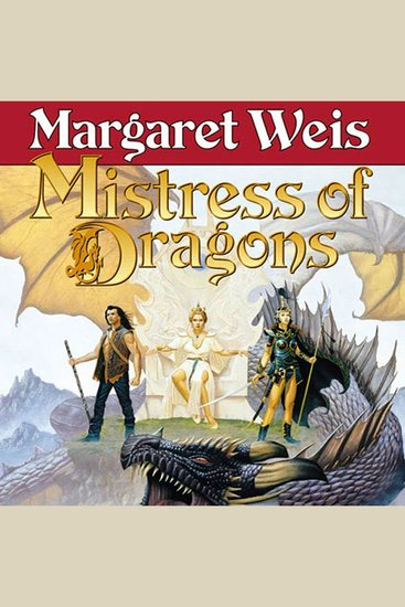 Mistress of Dragons - The First Book of the Dragonvarld Trilogy - cover