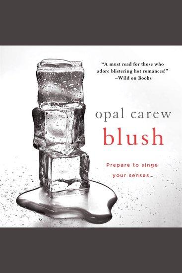 Blush - cover