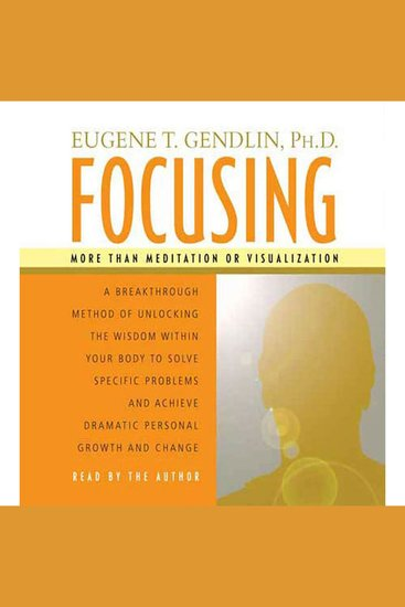 Focusing - cover