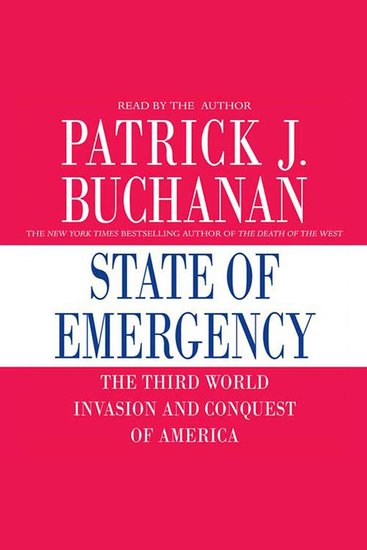 State of Emergency - The Third World Invasion and Conquest of America - cover