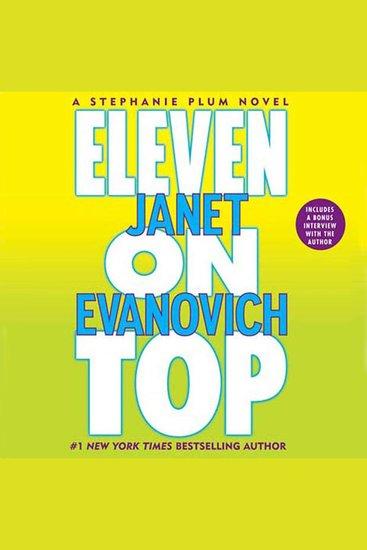 Eleven on Top - A Stephanie Plum Novel - cover