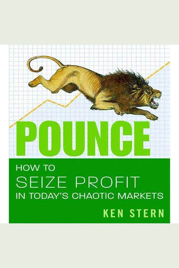 Pounce - How to Seize Profit in Today's Chaotic Markets - cover