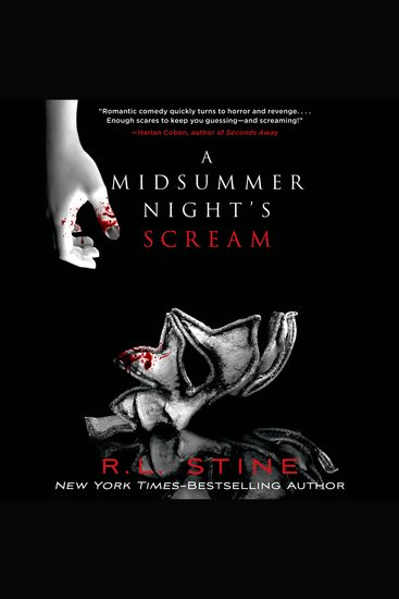 Midsummer Night's Scream A - cover