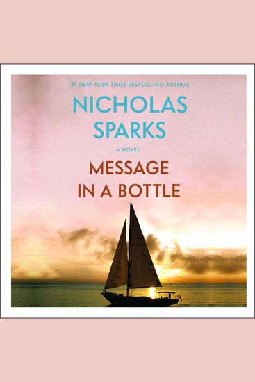 an analysis of theresa and garrett in message Message in a bottle summary & study guide includes detailed chapter summaries and analysis theresa and garrett blake garrett via a message.