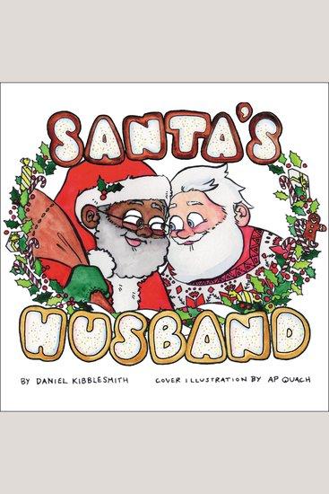Santa's Husband - cover