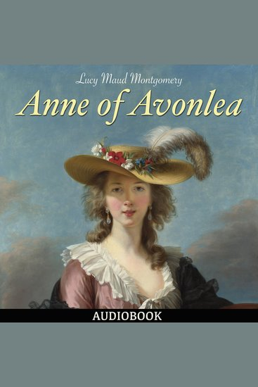 Anne of Avonlea - Anne of Green Gables Book 2 - cover