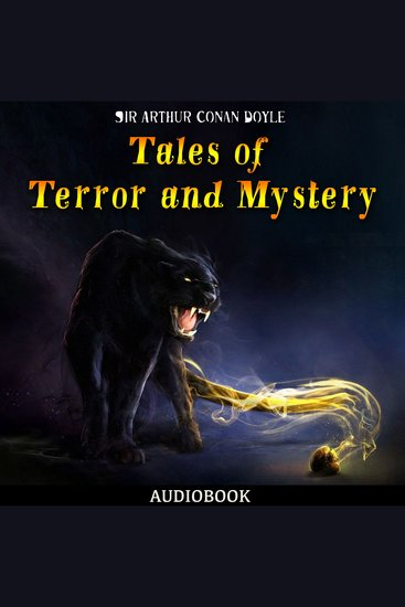Tales of Terror and Mystery - cover