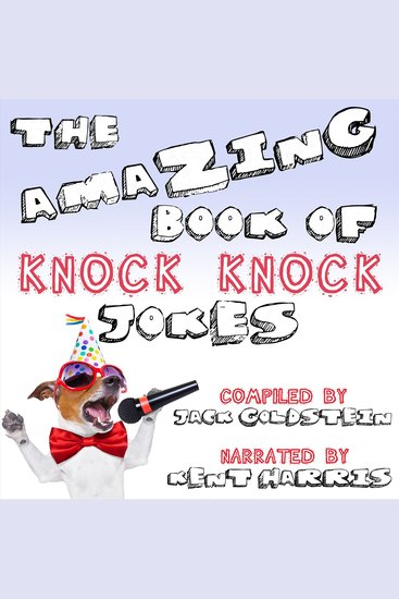 The Amazing Book of Knock Knock Jokes - cover